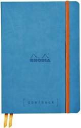 Bullet Journal Rhodia A5 120vel dots turkoois