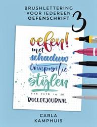 Oefenschrift 3 brushlettering voor iedereen