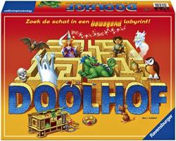 Spel Ravensburger Doolhof