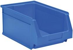 Magazijnbak Tayg 227x157x128mm blauw