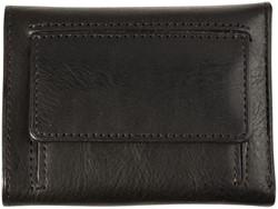 Portemonnee Tony Perotti Furbo Pure RFID leer zwart