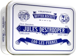 Natuurboterwafels Jules Destrooper blik 75gr