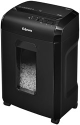 Papiervernietiger Fellowes Powershred 10M snippers 2x12mm