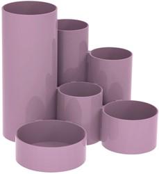 Pennenkoker MAUL Tubo roze