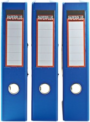 Ordner Paperplus 70mm pp blauw