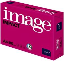Kopieerpapier Image Impact A4 80gr wit 500vel
