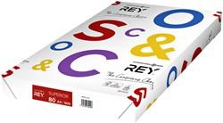 Kopieerpapier Rey Superior A3 80gr wit 500vel