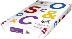 Kopieerpapier Rey Copy A3 80gr wit 500vel