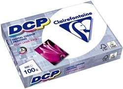 Laserpapier Clairefontaine DCP A4 100gr wit 500vel