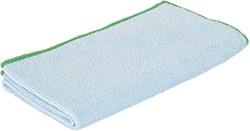 Microvezeldoek Greenspeed Basic blauw 10stuks