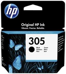 Inktcartridge HP 3YM61AE 305 zwart