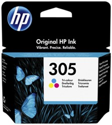 Inktcartridge HP 3YM60AE 305 3 kleuren