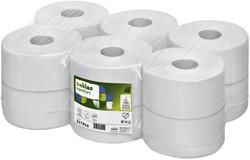 Toiletpapier Satino Comfort Mini 2-laags 180m 12rollen