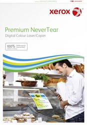 Nevertear Xerox Premium A4 polyester 120micron wit 100vel