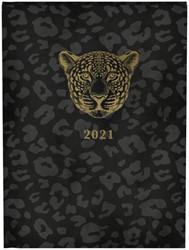 Agenda 2021 black leopard