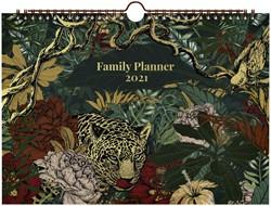 Familiekalender 2021 botanic