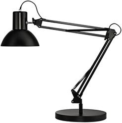 Bureaulamp Unilux Success 66 LED lamp zwart