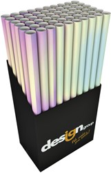 Inpakfolie Design Group iriserende folie 300x70cm