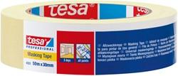 Afplaktape Tesa 04323 professional 19mmx50m