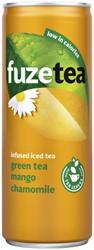 Frisdrank Fuze Tea mango chamomile 250ml