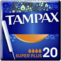 TAMPAX Cef Tampons Super Plus 20st