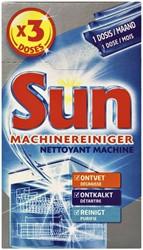 Sun Machinereiniger 3X40gr