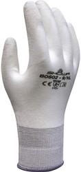 Griphandschoen Showa B0502 wit Medium