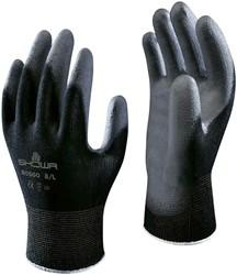Griphandschoen Showa B0500 zwart X-Large