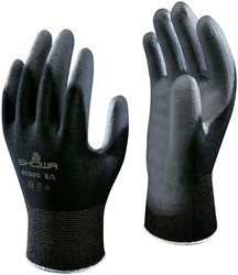 Griphandschoen Showa B0500 zwart Small