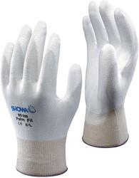 Griphandschoen Showa B0500 wit Large