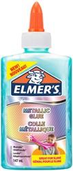 Kinderlijm Elmer's metallic 147ml blauw