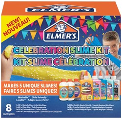 Kinderlijm Elmer's slijmkit Celebration