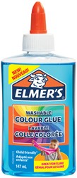Kinderlijm Elmer's transparant 147ml blauw