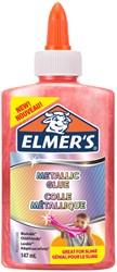 Kinderlijm Elmer's metallic 147ml roze