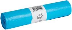 Afvalzak Powersterko T23 blauw