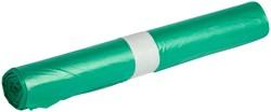 Afvalzak Powersterko T25 120liter groen