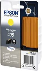 Inktcartridge Epson 405 geel