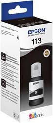 Inktcartridge Epson 113 EcoTank zwart