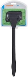 Ruitenpoetser ProPlus microvezel zwart/groen 34cm