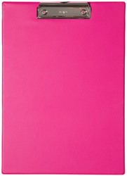 Klembord MAUL A4 staand neon roze