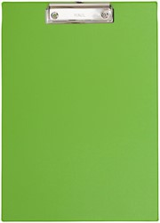 Klembord MAUL A4 staand neon groen
