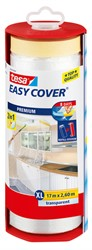 Afdekfolie Tesa 56769 easy cover dispenser 2,6mx17m