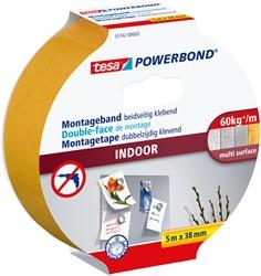 Powerbond Tesa 55742 montagetape indoor 38mmx5m