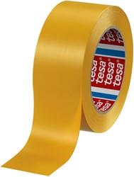 Vloermarkeringstape Tesa 04169 50mmx30m geel