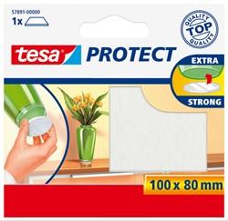 Beschermvilt Tesa antikras 57891 80x100mm wit