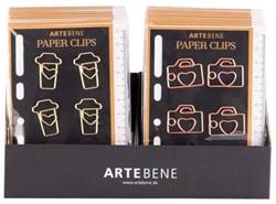 Paperclip ArtEbene metaal mok of fototoestel