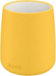 Pennenhouder Leitz Cosy geel