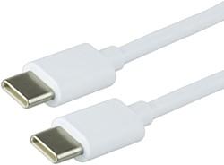 Kabel Green Mouse USB C-C 2.0 2 meter wit