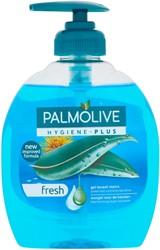 Handzeep Palmolive Hygiene Plus blauw met pomp 300ml