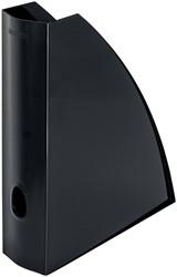 Tijdschriftencassette Leitz Recycle A4 zwart